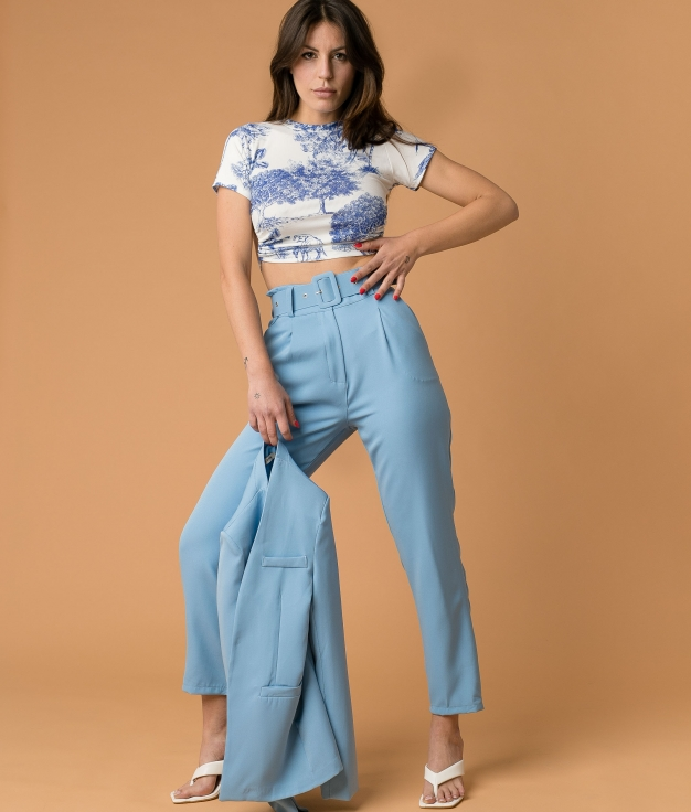 SIMAX TROUSERS - BLUE