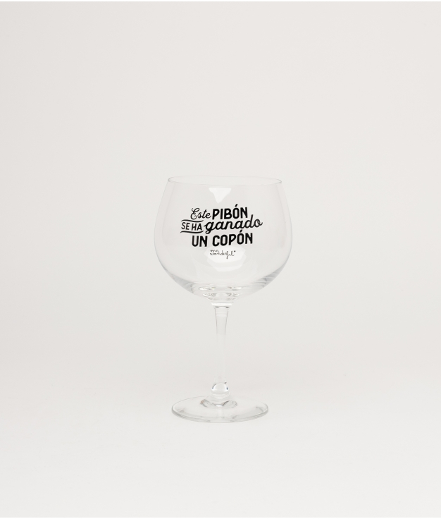 COPA DE BALÓN MR. WONDERFUL - ESTE PIBÓN