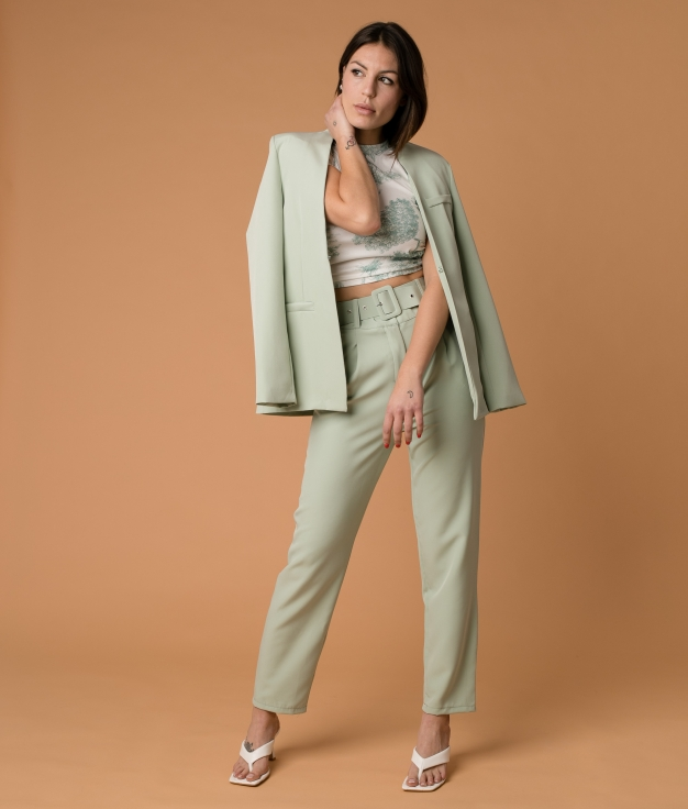SIMAX TROUSERS - GREEN