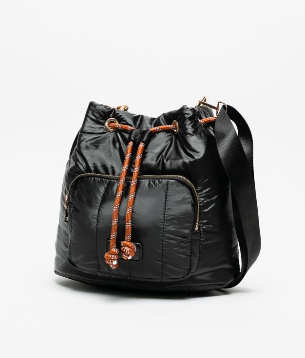 skeila crossbody bag - black