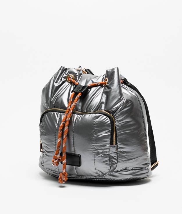 skeila shoulder bag - gray