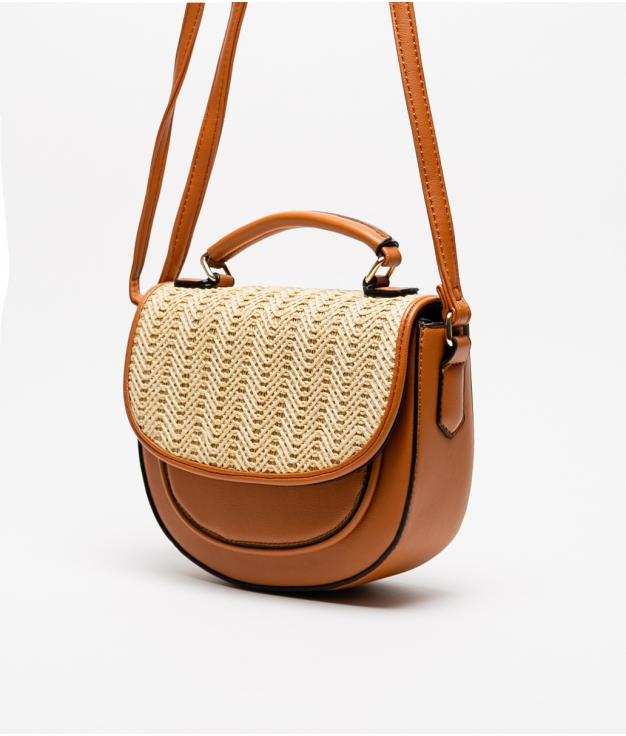 soley shoulder bag - leather