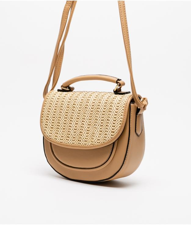 soley shoulder bag - kaky