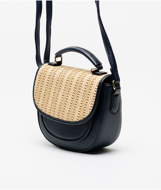 soley shoulder bag - navy