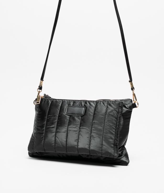 katus crossbody bag - black