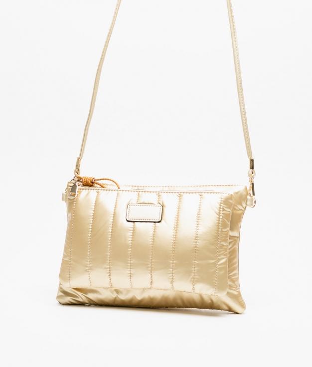katus crossbody bag - gold