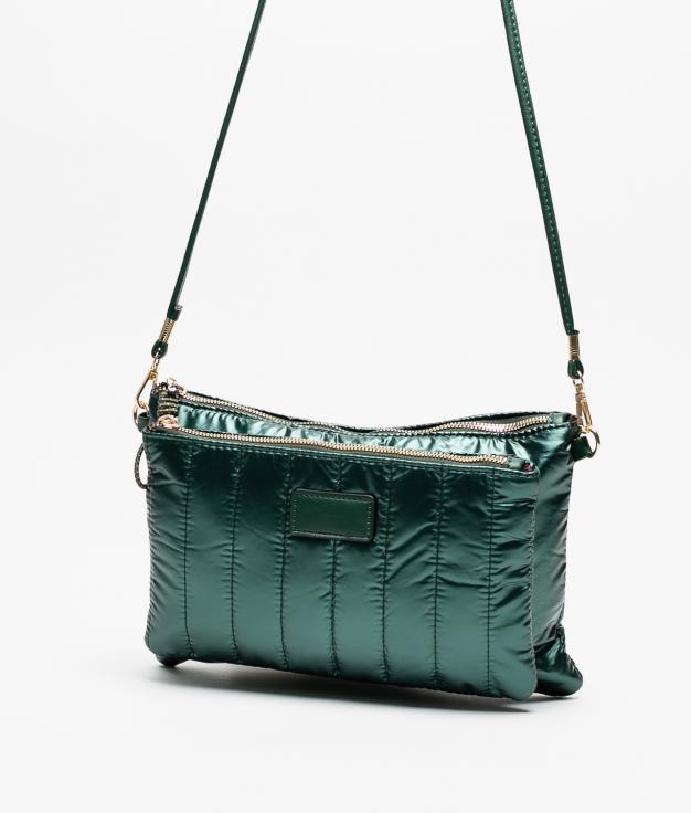 katus shoulder bag - green