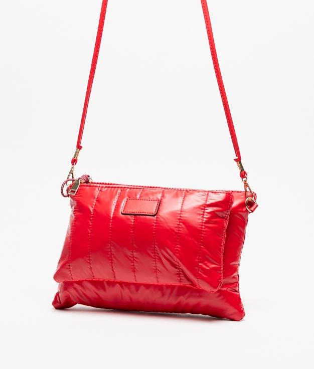 katus crossbody bag - red