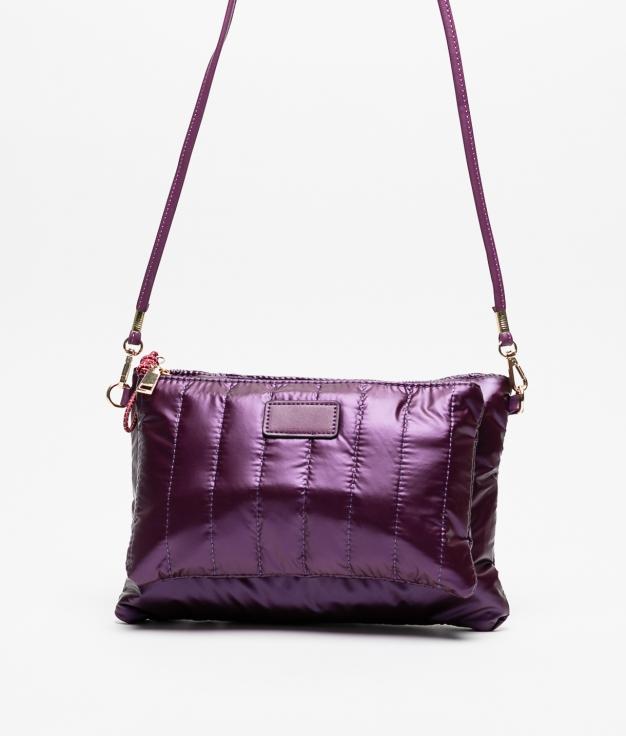 Katus crossbody bag - lilac