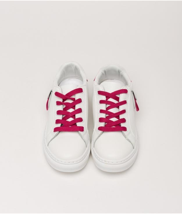 Sneakers Pritel - Fucsia