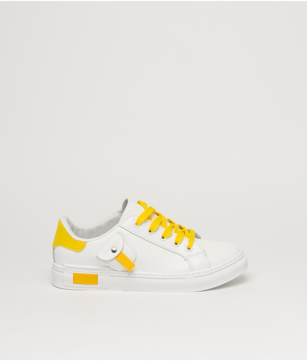 Sneakers Pritel - Amarillo