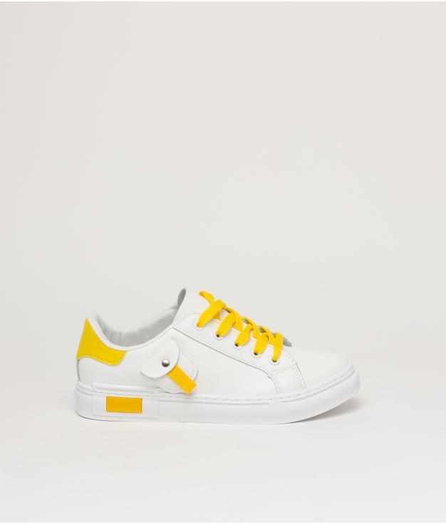 Sneakers Pritel - Jaune