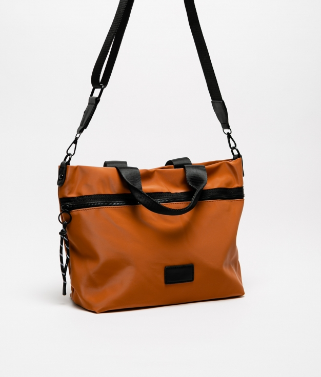 BORSA MANIQUE - MARRONE