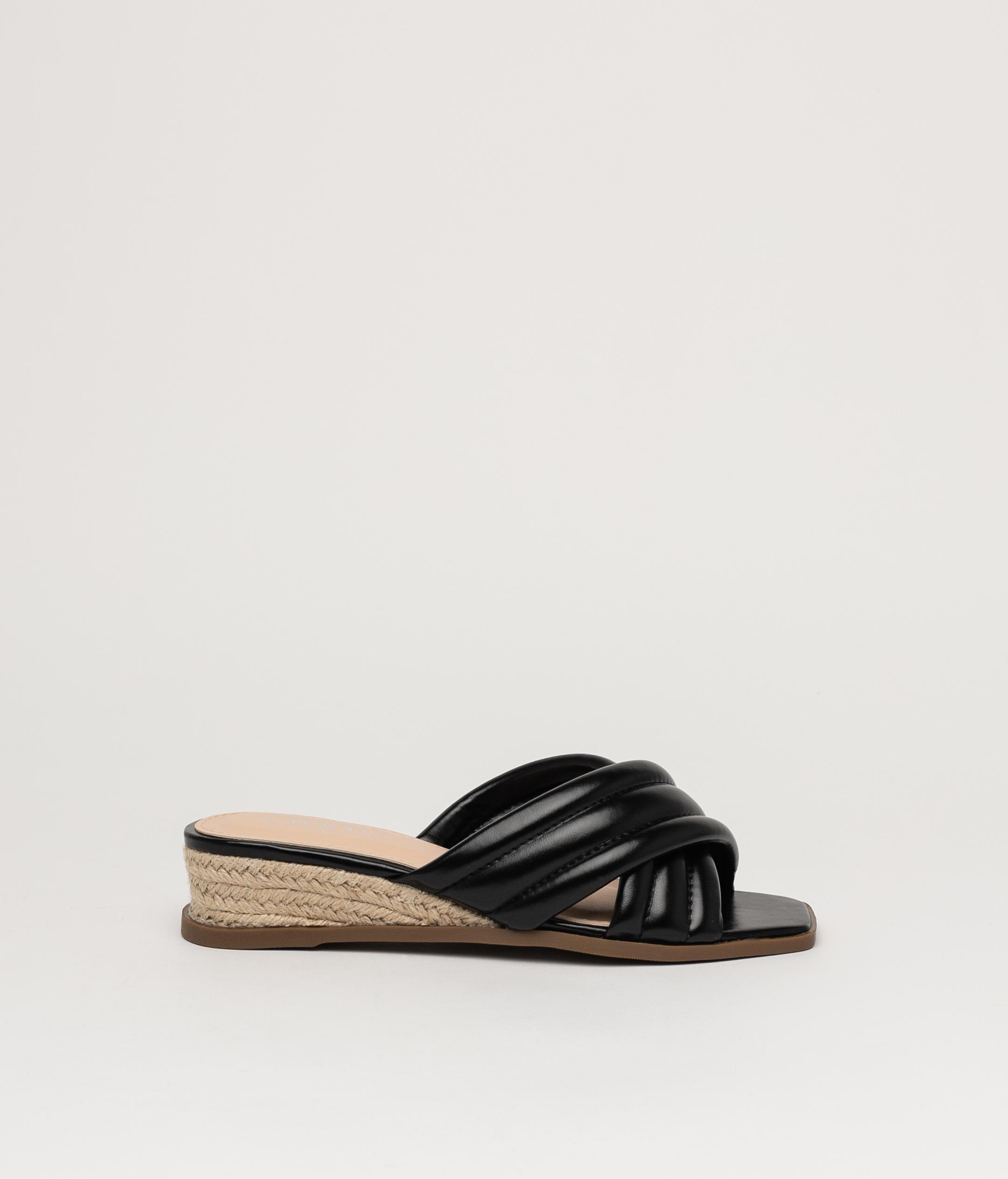 COLETO SANDAL - BLACK