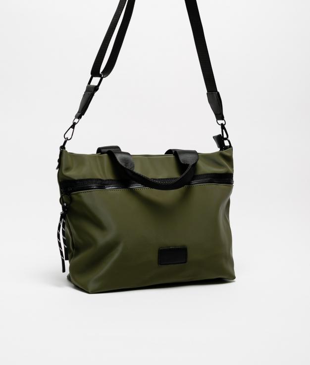 MANIQUE BAG - GREEN