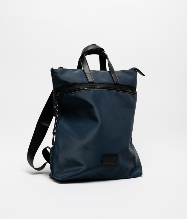 Backpack Alines - Navy Blue
