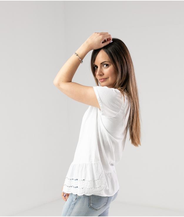 CAMISETA LIBABO - WHITE