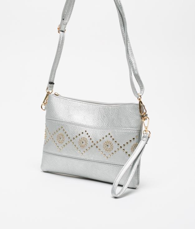 Bag Midelo - Silver