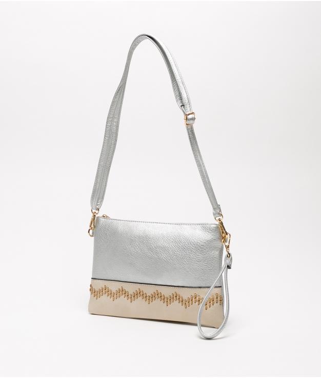 Wallet Lima - Silver