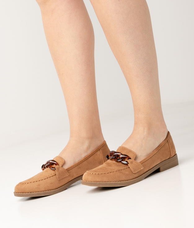 Sapato VARNA - CAMELO
