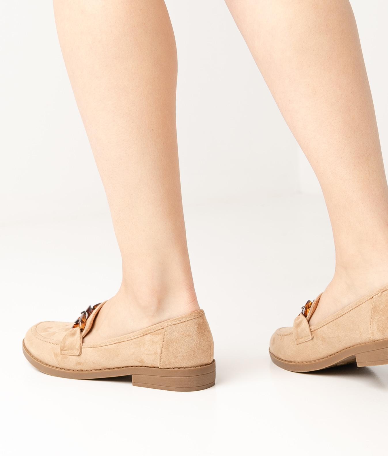 Shoes VARNA - BEIGE
