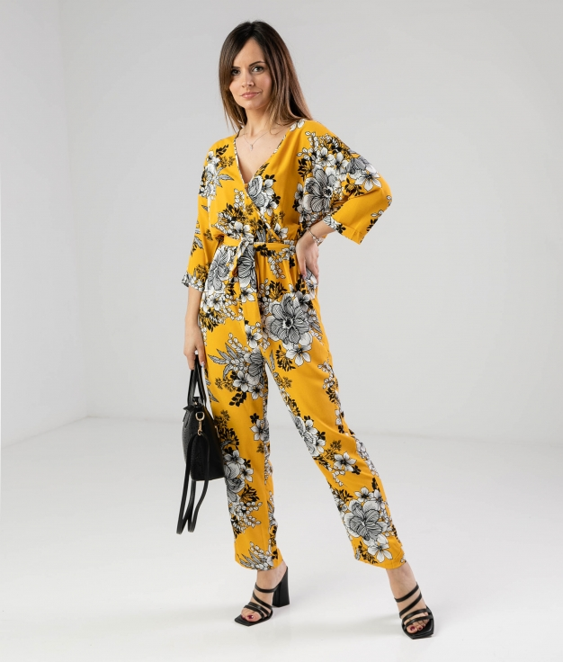 Jumpsuit Donis - Yellow