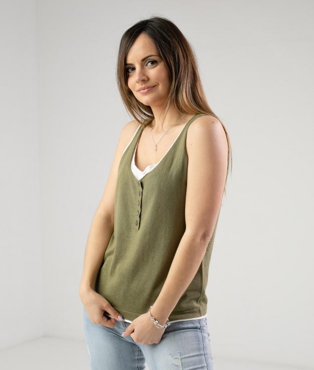 Camicia Debir - Cachi