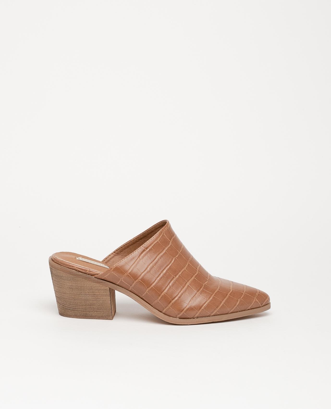 Namur High-heeled sandal - Camel