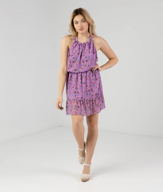 Vestido Budasi - Lilla