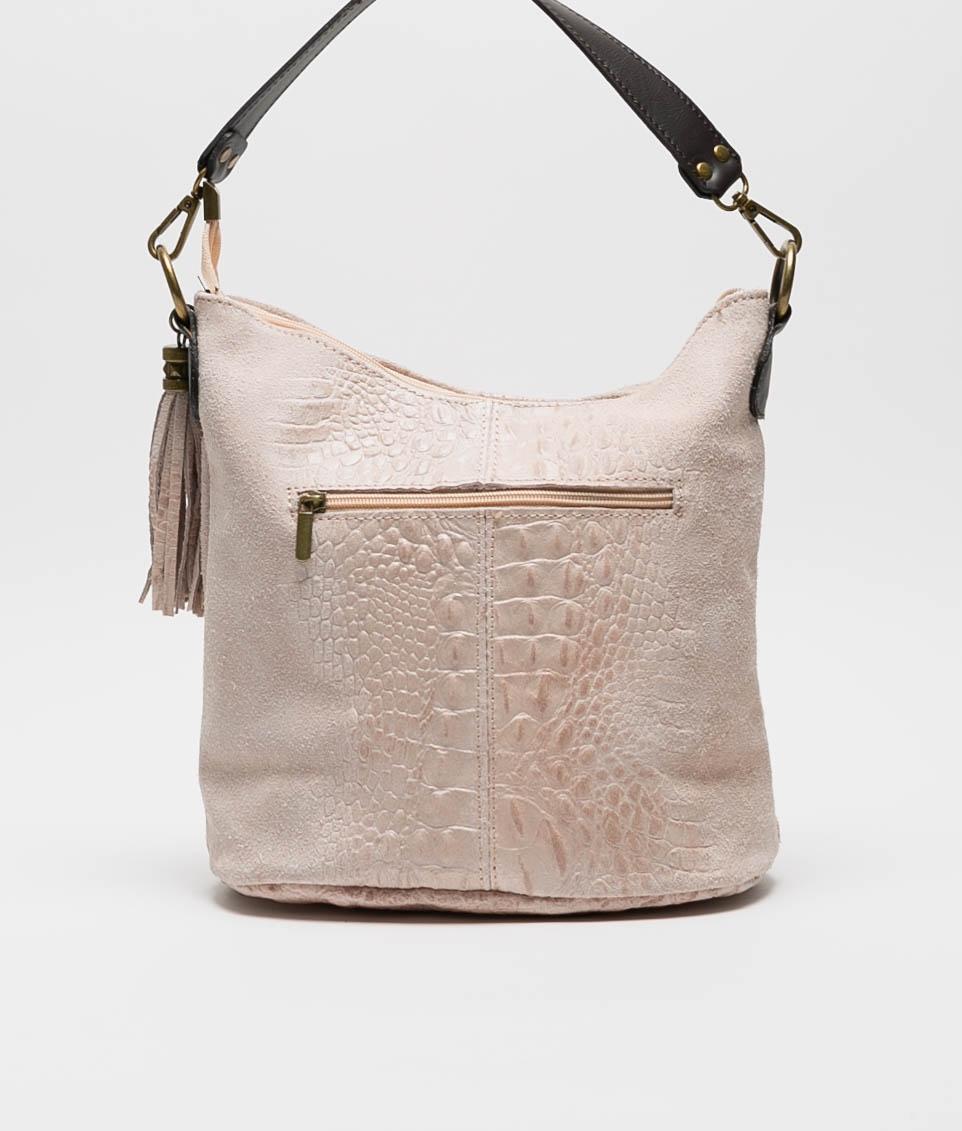 leather Shoulder bag Pace - camel