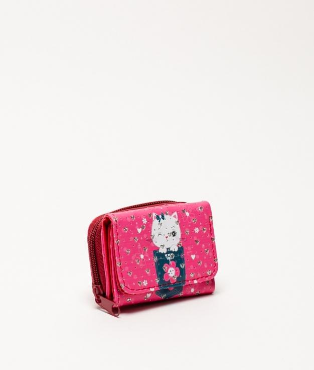 monedero miaw - gato bolsillo