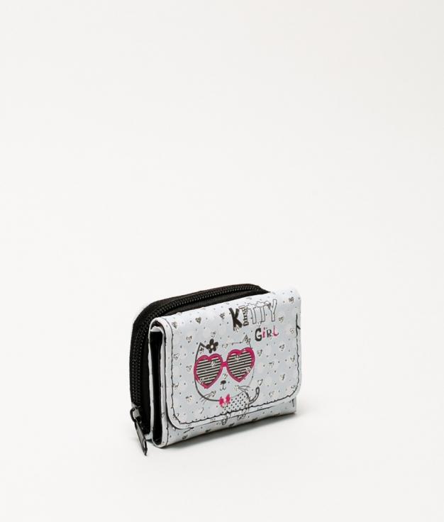 Miaw purse - black glasses