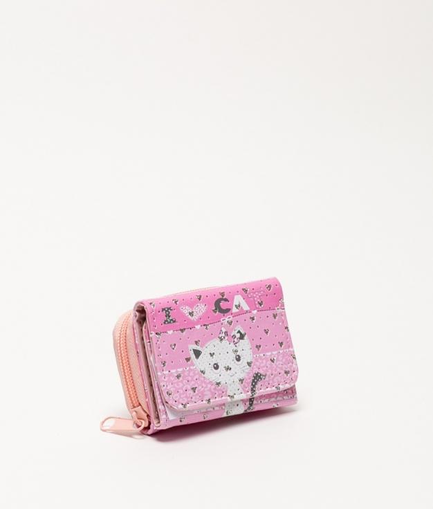 Miaw purse - i love cat