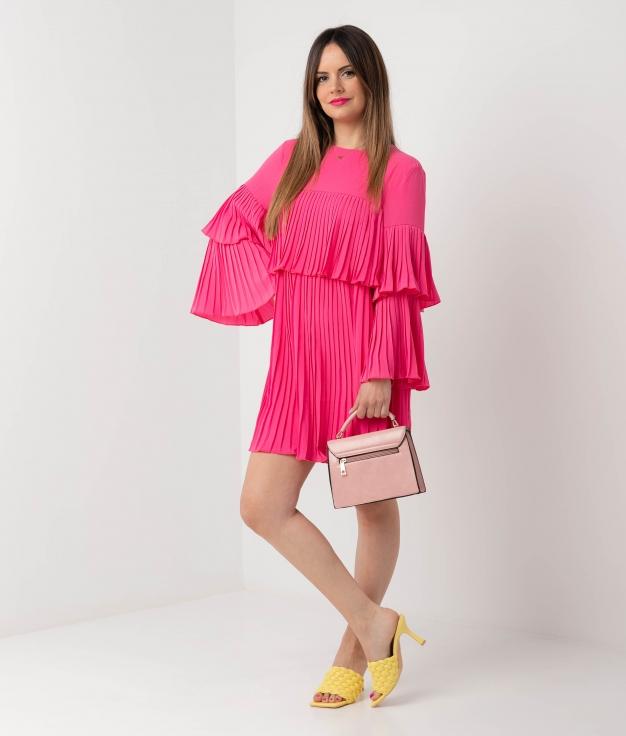 Vestido Noara - Fuchsia