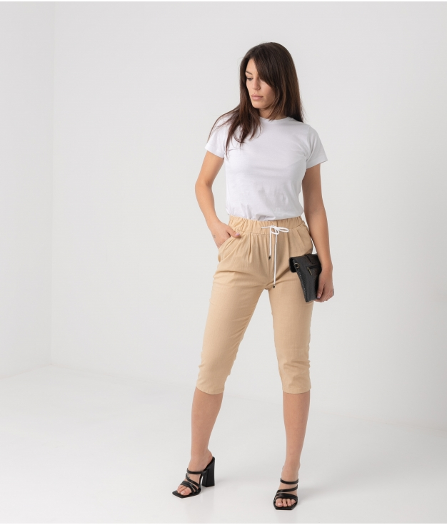 PANTALON RESIN - BEIGE