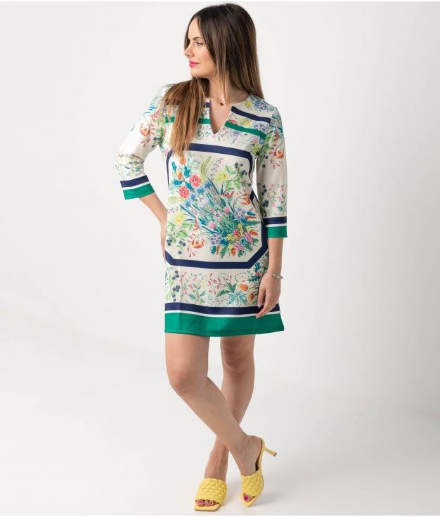 Vestido Elid - Verde