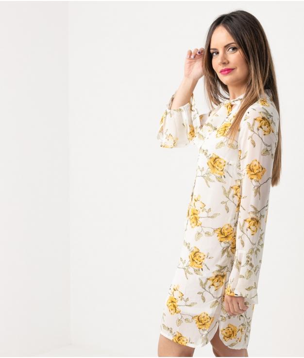 Vestido Nilema - Branco