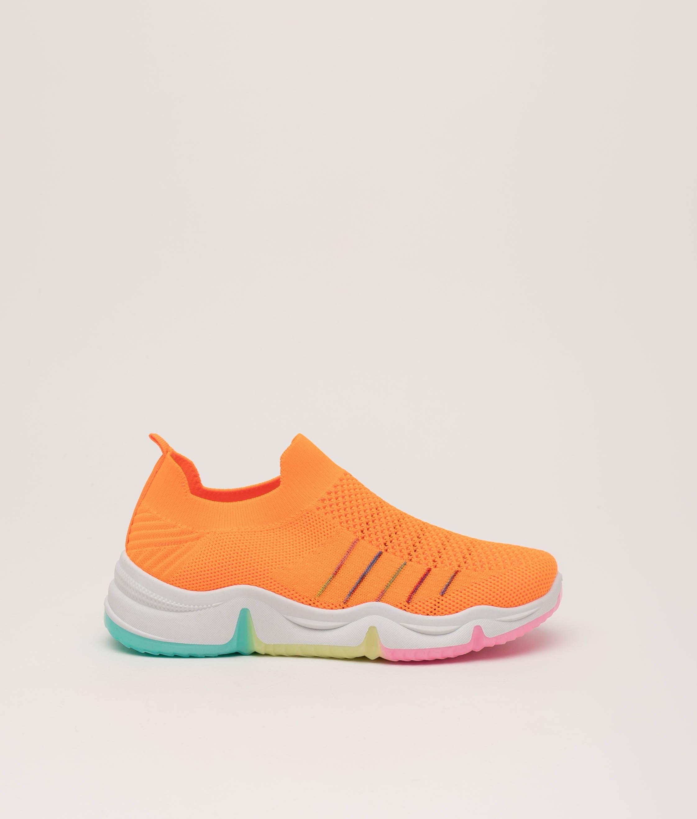 Sneakers Adil - Orange