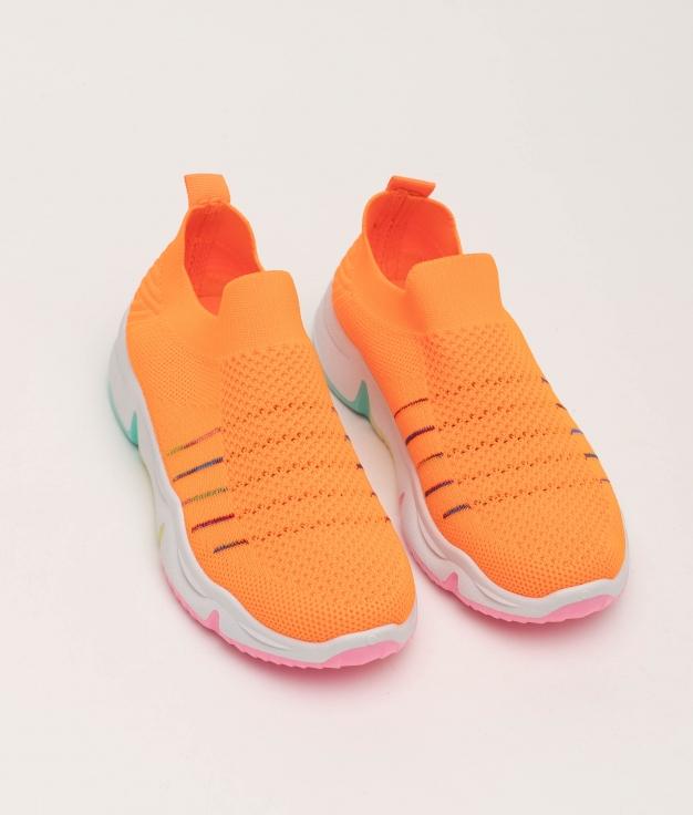 Sneakers Adil - Laranja