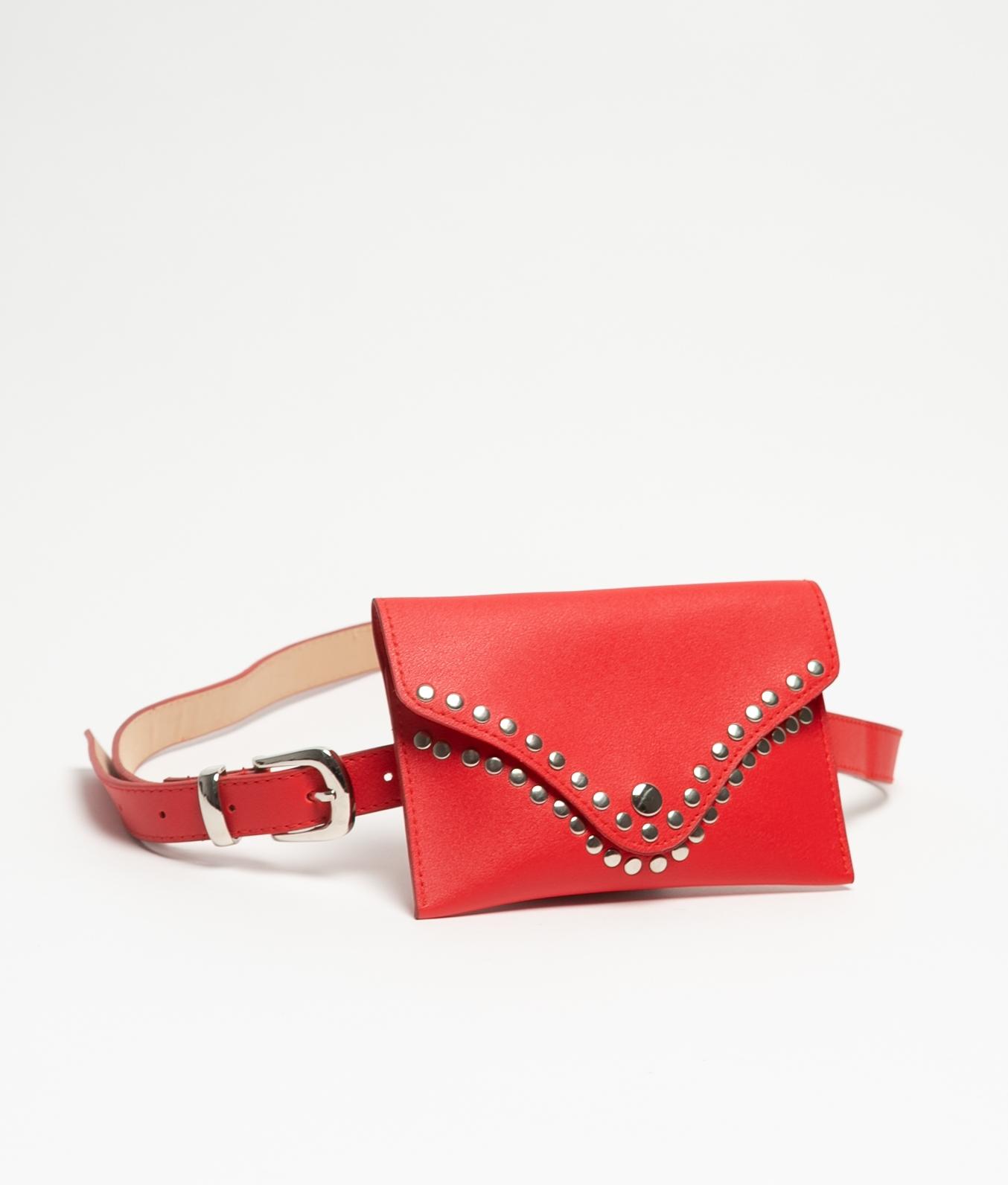 CHEYENNE BELT BAG - RED