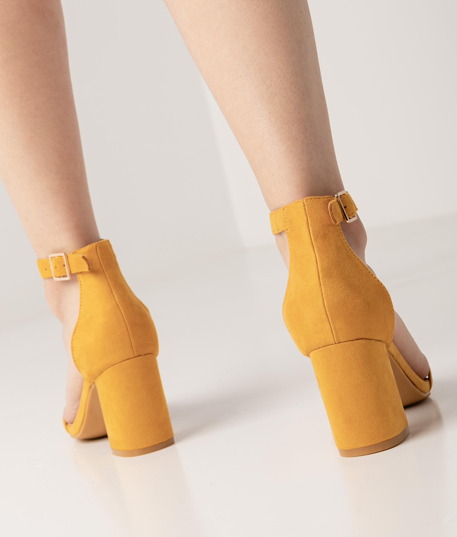 High Sandal Murey - Yellow