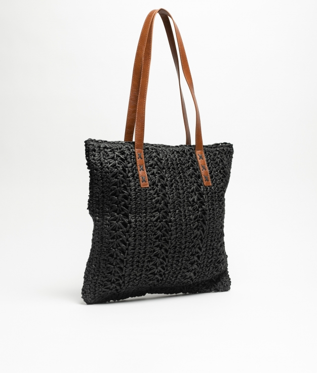 BAG ALISHA - BLACK