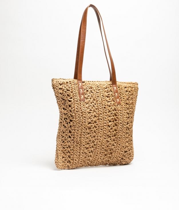 BAG ALISHA - BROWN