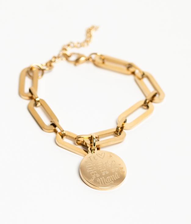 BRACELET KISEDO - GOLD