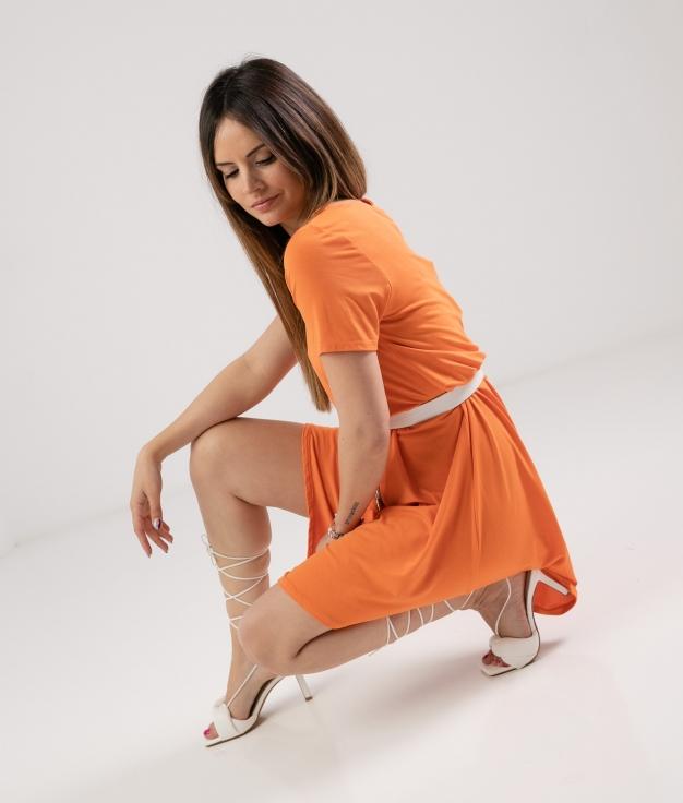 Vestido Bay - Naranja