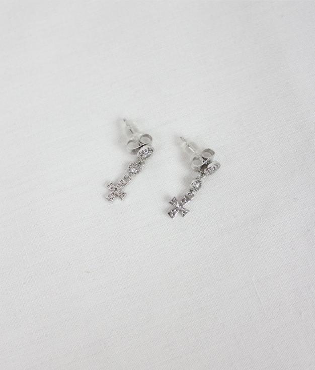 EARRING ARETUSA - SILVER