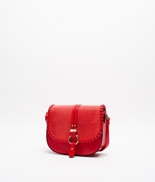 Sweet Shoulder Bag- Red