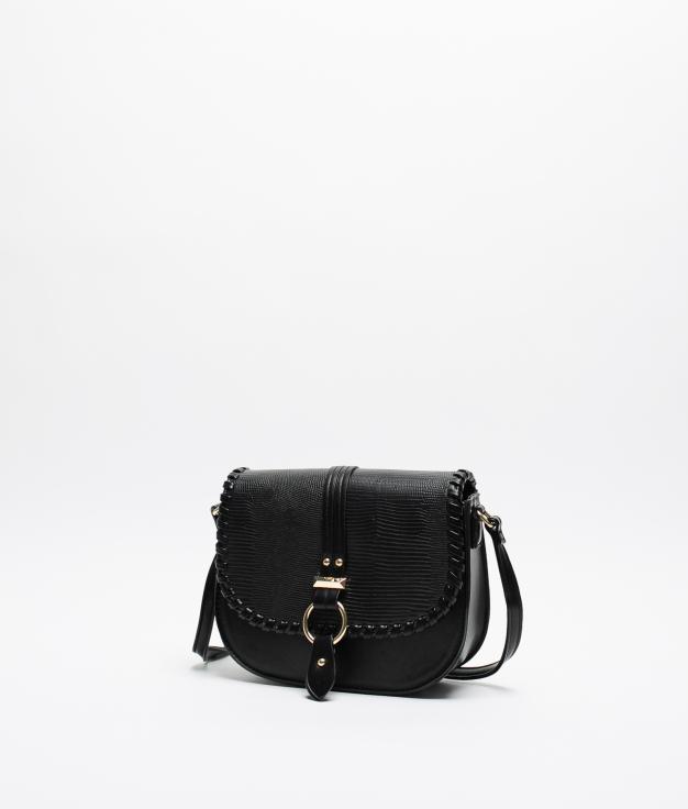 Sweet Shoulder Bag- BLACK