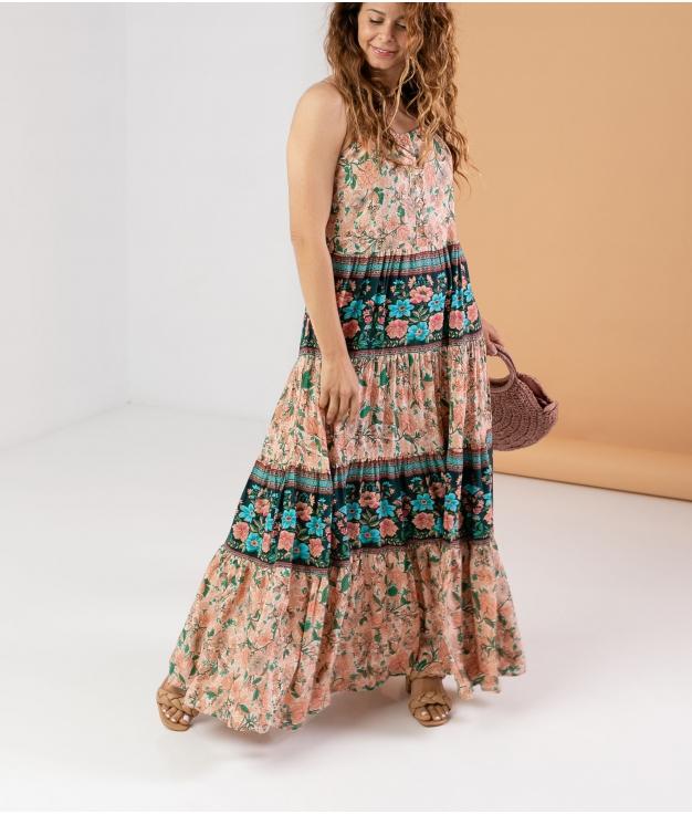 Vestido Miele - Rosa