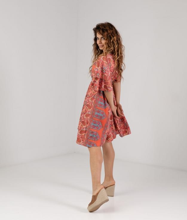 Vestido Wonber - Vermelho